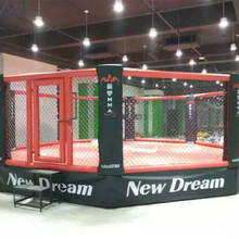 2016 Top selling large MMA ring octagon fighting cage