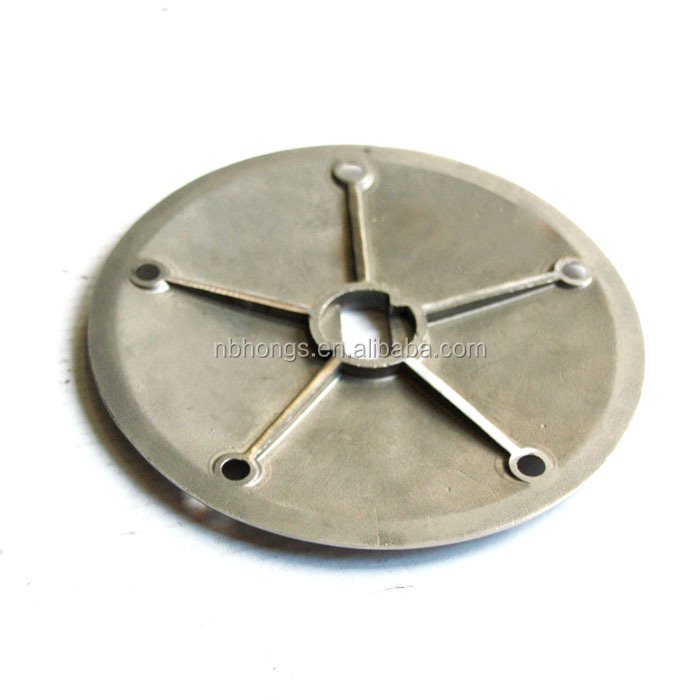 Lost wax casting parts Stainless steel casting part with high quality SS 304 &SS 316 Stainless Steel Cover & drain cover