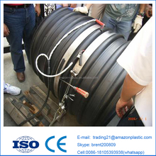 Steel Reinforced Spirally Wound HDPE Drainage Duct pipe