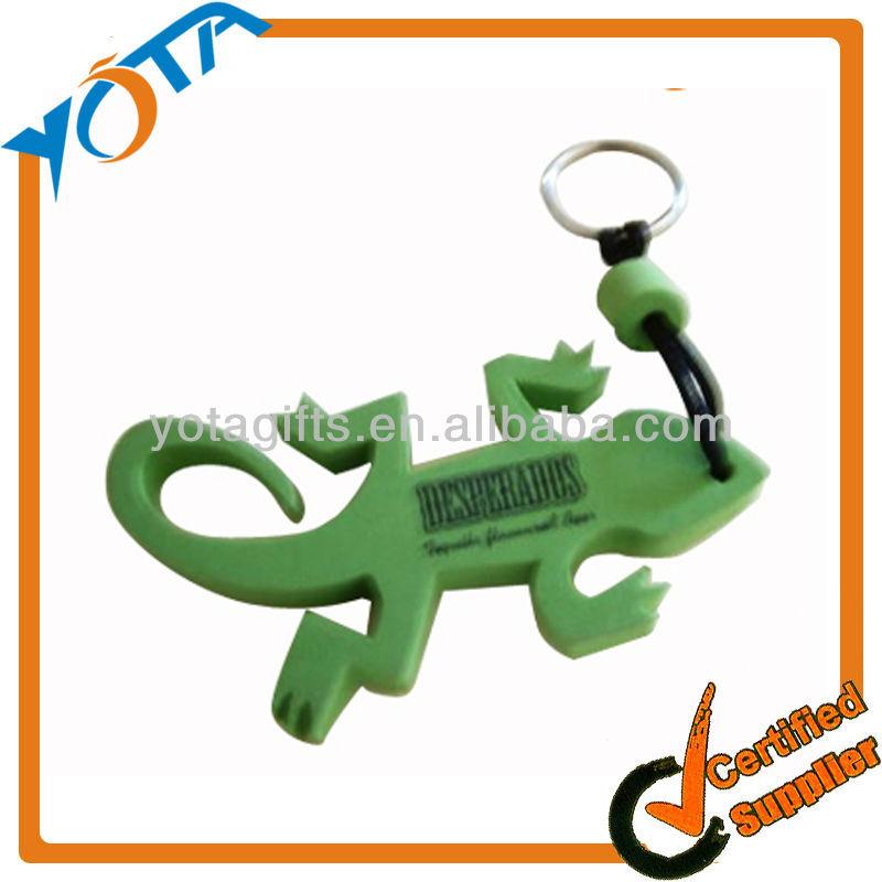 Custom funky nice EVA keychain