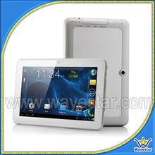 9 inch MTK6515 1GHz tablet Android Tablet with 1 Sim Card Slot Wifi Extral 3G