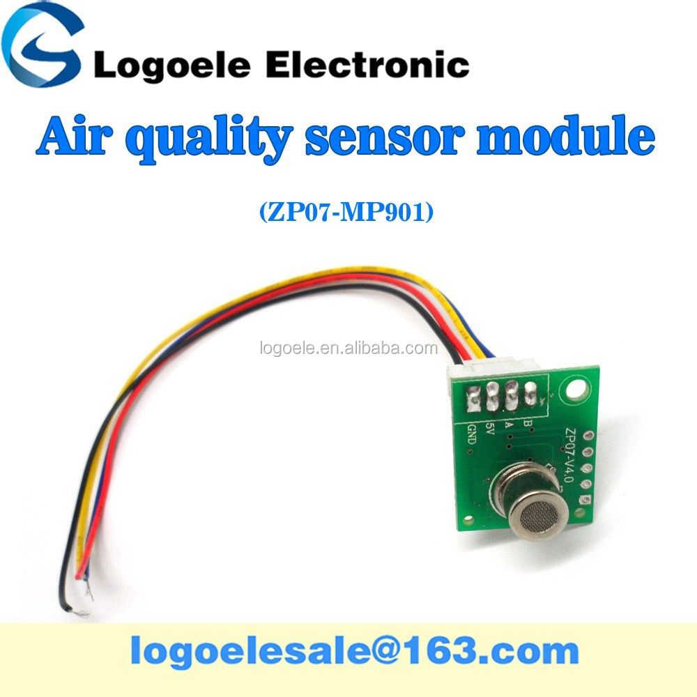 Air mass sensor module LGZP07 MP901 air pollution module