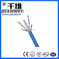 Hongchuang wide range color and size choose utp cat6 lan cable