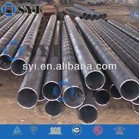Curved Stainless Steel Pipe of SYI Group