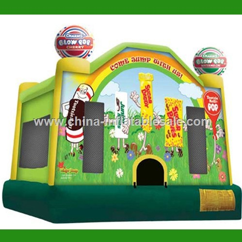 For Comercial Usage Child Jumping Bouncer