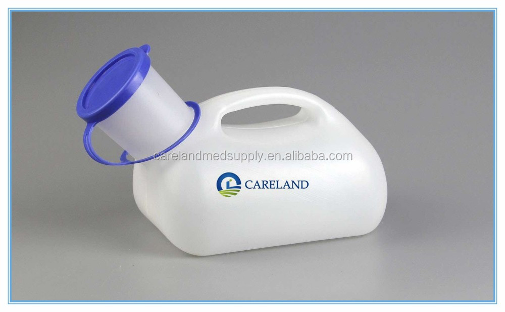 Disposable hospital medical patient bed Femal bedpan chamber pot urine male urinal container