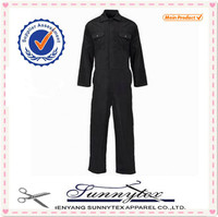 Sunnytex OEM high quality cotton breathable coverall unisex gardening workwear