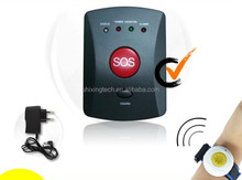2016 New Wireless GSM Emergency SOS Panic Button Alarm Calling System For Elderly and Children
