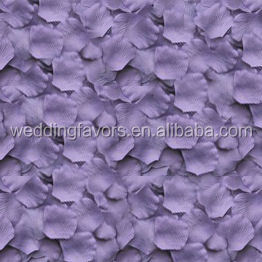 Silk Rose Petals - Hyacinth