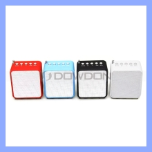 Retro Vintage Wireless Speaker Glow Portable Stereo Hand-free for Phone Computer PC Sport Calling TF Card Speaker