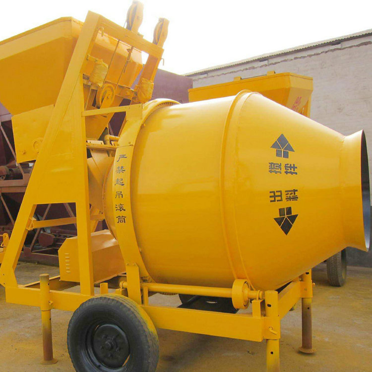 Factory direct sale portable small concrete mixer for making block for sale