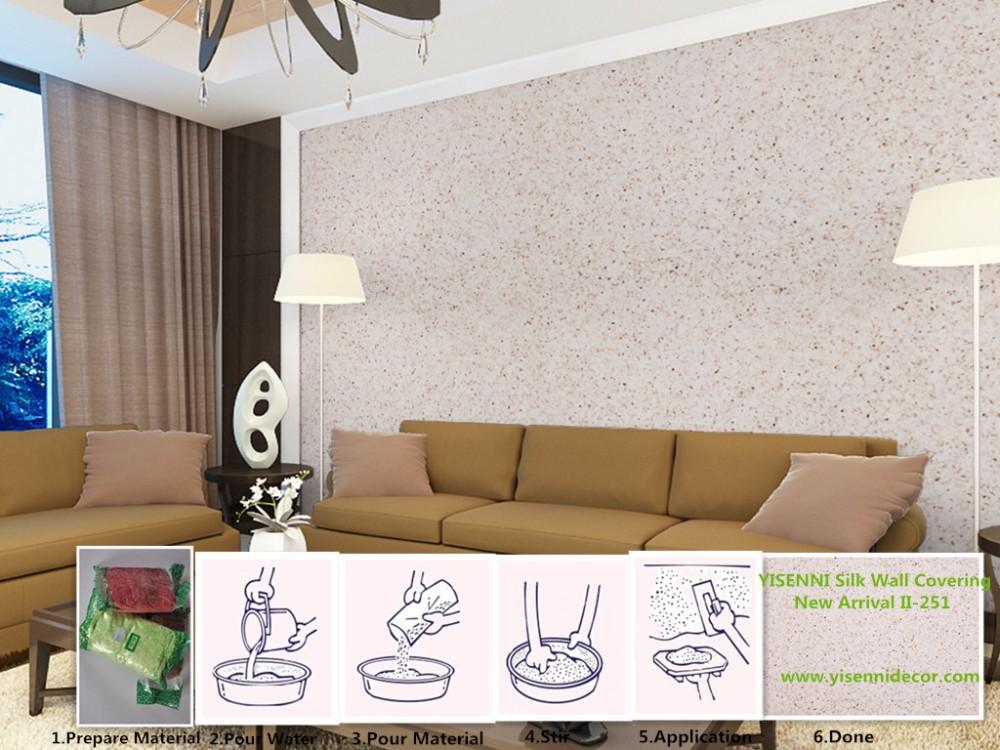 Yisenni d cor la maison fabrication mur mat riel de d coration int rieur d - Decor mural interieur ...