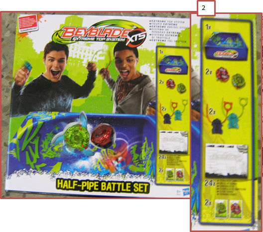 BEYBLADE BATTLE SETS