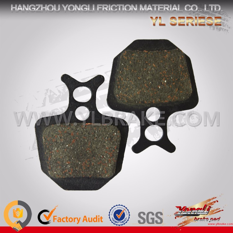 Chinese Manufacturer 2016 New Chinese Bicycle Brake Pads