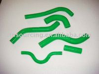 Motorcycle radiator silicone hose kits for off-road