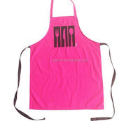 2015 cheap fashion promotion double sided apron