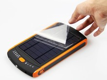 Newly launched portable solar panel universal solar power bank for laptop