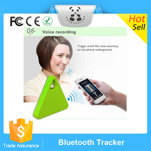 New products 2016 anti lost alarm bluetooth tracker for <strong>keys</strong>/childen/pets