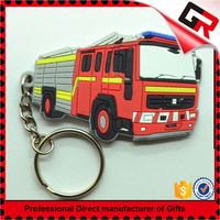 Hottest cheap soft pvc sponge key rings