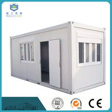 Canam-economic prefabricated container house low cost