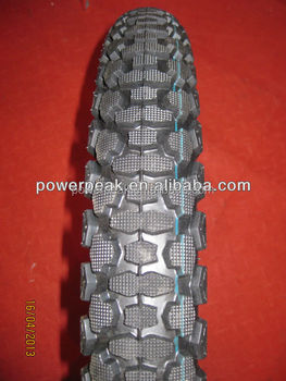cross-country tread pattern motorcycle tire 250-17,275-17,300-17