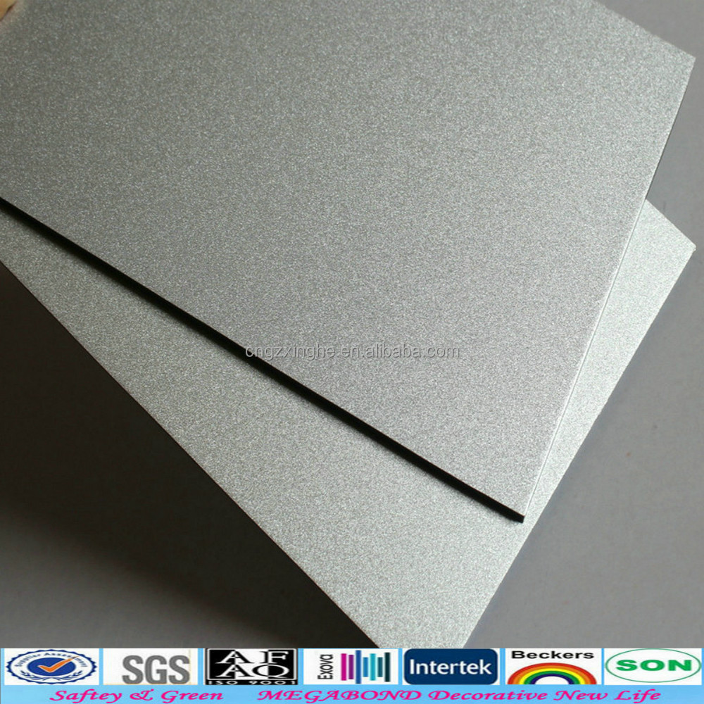 Outdoor sign board Materials Dibond Aluminium Composite Panel