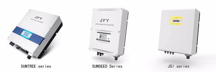 JFY 4000W off grid tie inverter solar power system