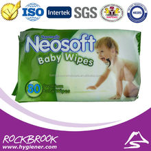 Competitive Price High Quality Anti Bacterial Wet Wipe Manufacturer from China