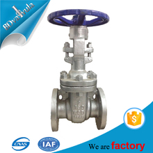 DIN Gate Valve Rising Stem Gate Valve Flanged gate valve