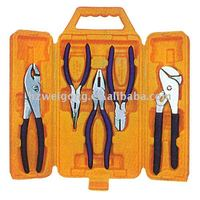 Hand Tools And Hardware High Quality 5-pcs Pliers Set