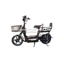 China Supplier New Model Used Electric Bicycles With LED Lights