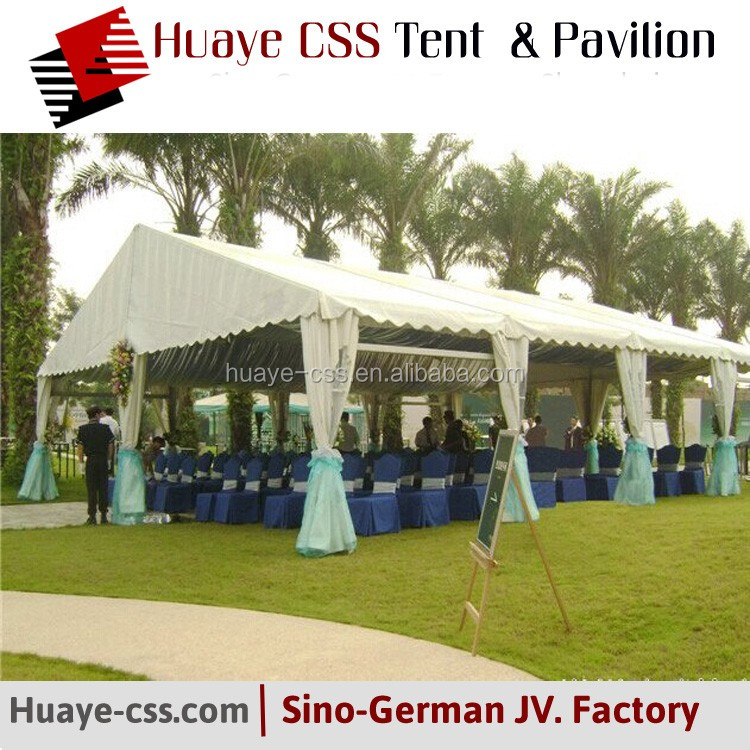 Cheap heavy duty outdoor tent for party and wedding canopy
