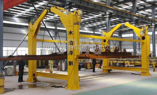 Trailer flipper/Dumper over turning machine/Chain type over turning machine/Dumper over turning machine