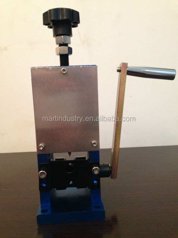 SD-025 manual wire stripping machine in cable manufacturing equipment