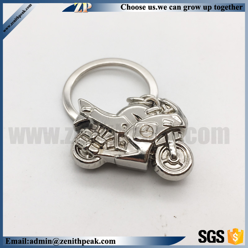 metal motorcycle keychains mini motorcycle keychain