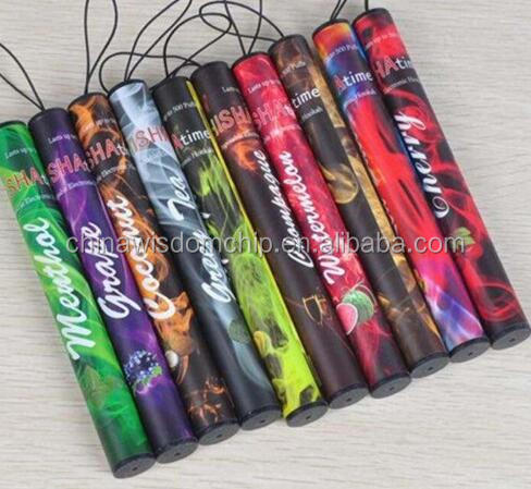 Slim cheap shisha electronic cigarettes 500 puffs disposable e cig