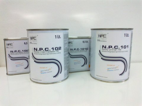 NPC 9000 Storage tanks internal external oil, water chem anticorrosive protective coatings and paints based on nanotechnology