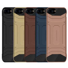 Light Slim Armor for iphone 6 Super Cool Anti-Drop Protective Carapace Armour Cover Case For iPhone 7 8 Plus MK1085