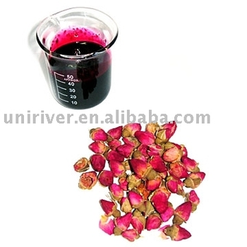 High Quality Rose Extract in beverage and food