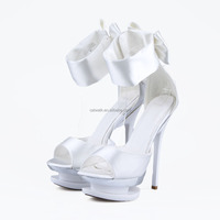 High fashion famous designer heels ankle strap sandals platform women sexy shoes 2016