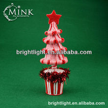 hot sale clay pot culture christmas tree