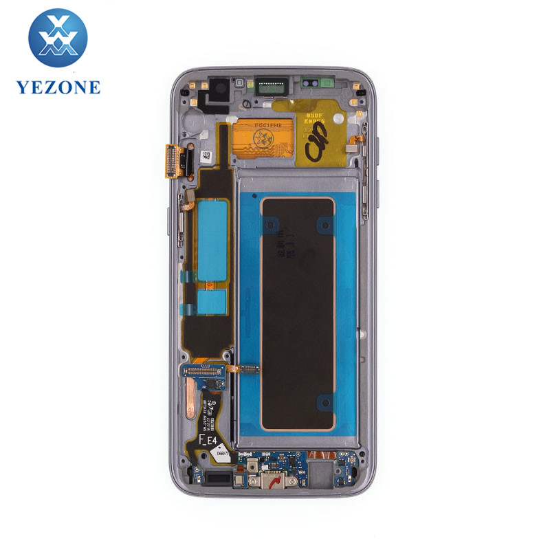 For Samsung S7 Edge LCD, Original LCD Screen For Galaxy S7 Edge Display