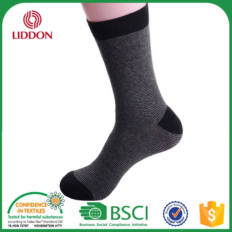 Sock Manufacturer Make Your Own Bamboo Men Cotton Socks, Wholesale Bulk Custom Man Dress Sock