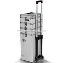 professional nail beauty case/trolley cosmetic case luggage
