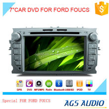 touch screen car radio dvd cd gps for ford focus 2013 with gps/mp3/audio navigation system