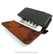 genuine Leather Belt Clip Holster Pouch Case for Apple iPhone 6 plus