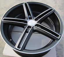 19x8.5/9.5 car alloy wheel rimr/replica car wheels for japanese car 5x100