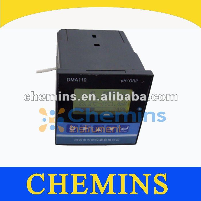 industrial on line (ph and chlorine tester)