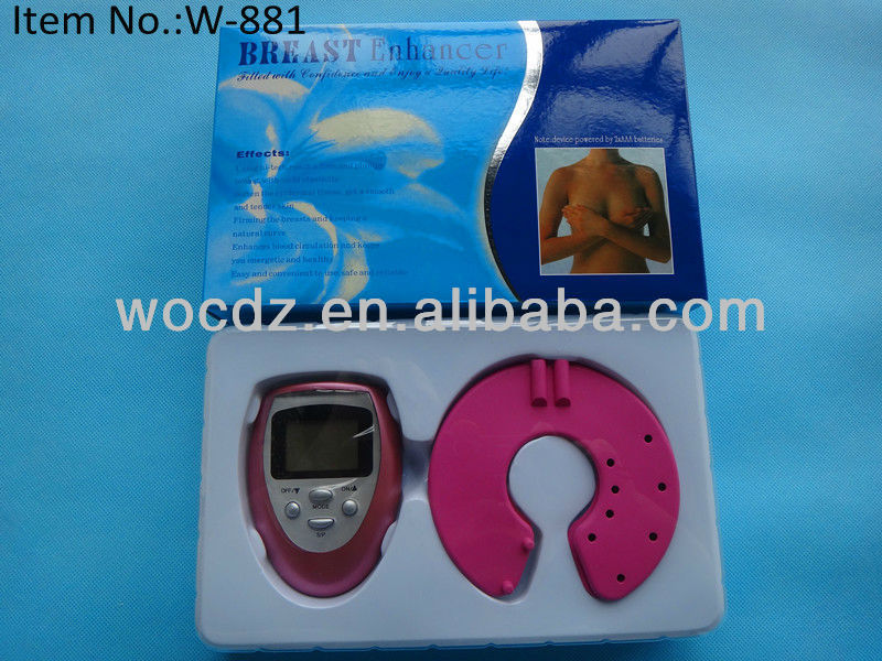 Women GoGo Big Breast Enhancement/Infrared Breast Massager/Enlargement Breast Massager