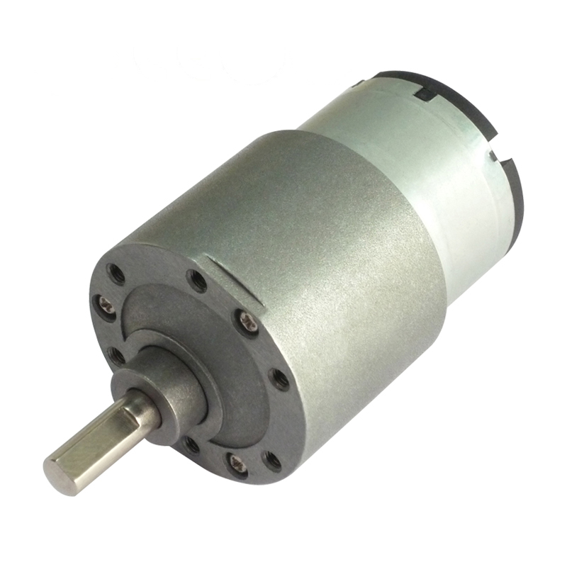 37mm low rpm high torque 60rpm 100rpm 24v 12v dc gear motor